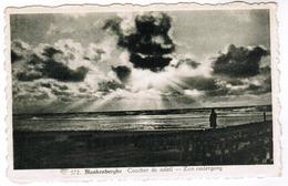 Blankenberge, Blankenberghe, Zonsondergang (pk52360) - Blankenberge