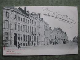 GENT - CHAUSSÉE DE COURTRAI ( Ed. Sugg - Tram - 2 Scans ) - Gent