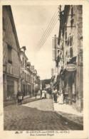 41 - SAINT AIGNAN SUR CHER - Rue Constant Ragot En 1943 - Saint Aignan