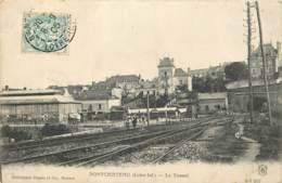 44 - PONTCHATEAU - Le Tunnel Du Chemin De Fer En 1905 - Pontchâteau