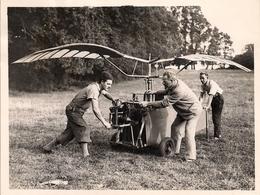 Aviation - Avion Mr. Passatt, Surbiton, Surrey - 1937 - Aviation