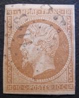 R1606/21 - NAPOLEON III N°13B - PC 1113 : DOMME (Dordogne) ➤ INDICE 8 - 1853-1860 Napoléon III