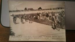 Tour De France 1960 - 4e étape (Dieppe-Caen) - Graczyk, Anglade, Baldini, Molenaers, Van Est - AFP Photo - Sport