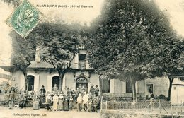 46  ALVIGNAC  HOTEL DARNIS ANIME - France