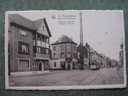 ST. AMANDSBERG - ANTWERPSE STEENWEG ( Tram - 2 Scans ) - Gent