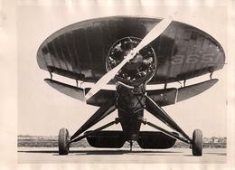 Aviation - Avion à Aile Circulaire - Glenville, Illinois 1936 - Aviation