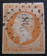 R1606/25 - NAPOLEON III N°16b - PC 2481 : POITIERS (Venne) - 1853-1860 Napoléon III