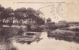 ANDERNOS LES BAINS - Les Réservoirs à Poissons - Andernos-les-Bains