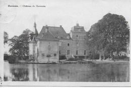 CINEY. HAVERSIN. CHATEAU DE HAVERSIN - Ciney