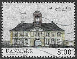 Denmark 2013 Castles 8k Type 1 Good/fine Used [39/31731/ND] - Denmark