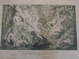Repro 1900 Rubens Print Prent Estampe - Historical Documents