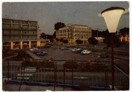 JESOLO LIDO - PIAZZA DRAGO - NOTTURNO - VENEZIA - 1967 - Venezia