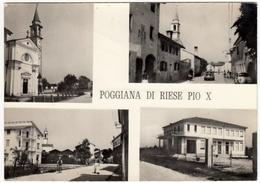 POGGIANA DI RIESE PIO X - TREVISO - 1966 - Treviso