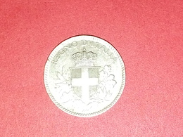 SUPERBE 20 CENT. 1918 R  REGNO D'ITALIA VOIR PHOTOS Non Nettoyée - 1861-1946 : Kingdom
