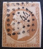 R1606/35 - NAPOLEON III N°13B - PC 441 : BORDEAUX - 1853-1860 Napoléon III