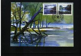 Yugoslavia / Jugoslawien / Yougoslavie 1994 Nature Protection FDC - Umweltschutz Und Klima