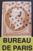 """R1606/36 - NAPOLEON III N°13B - BUREAU """" J """" De PARIS - 1853-1860 Napoléon III"""
