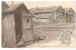 58 - FOURCHAMBAULT - Intérieur De La Fonderie. - Autres Communes