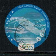 Suisse // Schweiz // Switzerland // 2000-2009 // 2000 Jeux Olympiques Sidney 2000 No.1010 - Schweiz