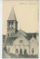 LE BLANC - Eglise Saint Genitour - Le Blanc