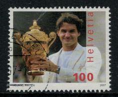 Suisse // Schweiz // Switzerland // 2000-2009 // 2007 Roger Federer No.1229 - Switzerland