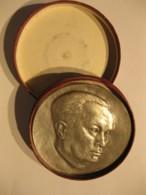 Medaille Henri Ribière 1897-1956. Homme Politique Et Résistant Par J.H. COEFFIN - France