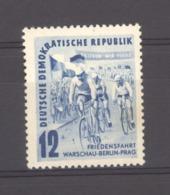 06956  -  Allemagne Démocratique  :  Yv  59  **    Bicyclette - [6] République Démocratique