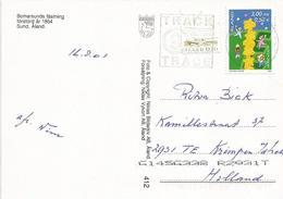 Aland 2000 Mariehavn EUROPA CEPT Viewcard - Europa-CEPT