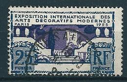 Frankreich 1925 Gewerbe-Ausstellung 25 C  Mi-Nr. 179 Gestempelt/used - Frankreich