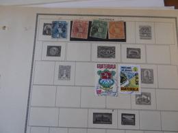 Lot N° 610  HAITI + MEXIQUE . Sur Page D'albums .. No Paypal - Timbres