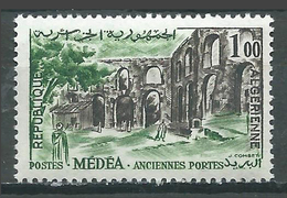 Algérie YT N°368 Médéa Neuf ** - Algérie (1962-...)