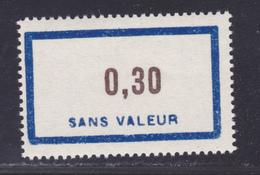 FRANCE FICTIF N° F147 ** MNH Neuf Sans Charnière, TB - Ficticios