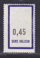 FRANCE FICTIF N° F148 ** MNH Neuf Sans Charnière, TB - Phantomausgaben