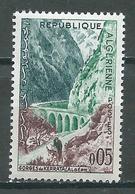 Algérie YT N°364 Gorges De Kerrata Neuf ** - Algérie (1962-...)