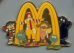 @@ Pin's Clown Mac Donald's (5.50x4.00) @@md09 - McDonald's