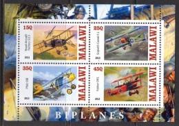 2013 - Avions Biplan De La 1er Guerre Mondiale - BF Neufs // Mnh - WW1