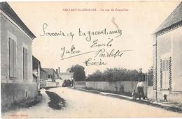 VALLANT-St-GEORGES --La Rue De Chevallier - Other Municipalities