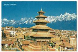 (032..172) Nepal, Bhaktapur, Durbar Square - Nepal