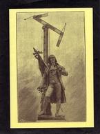 CLAUDE CHAPPE ET LE TELEGRAPHE OPTIQUE (Gravure Du Du XIX è Siècle) - Carte Double, Voir L'intérieur - - Célébrités