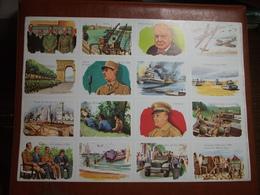 Planche éducative Volumétrix - N°116 - La Seconde Guerre Mondiale (1939-1945) - Livres, BD, Revues