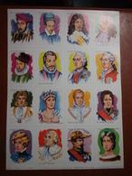 Planche éducative Volumétrix - N°118 - Rois Et Empereurs (de Henri II à Napoléon III) - Books, Magazines, Comics