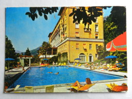 CP SUISSE Hôtel Esplanade - 6600 Locarno - Cartes Postales