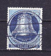 Freiheitsglocke, Entwertet Berlin-Charlottenburg 1952 (61550) - Gebraucht