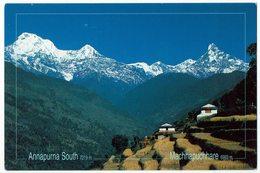 (032..175) Nepal, Annapurna South, Machhapuchhare - Nepal