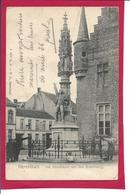 HERENTHALS. HET STANDBEELD VAN DEN BOERENKRIJG - Herentals