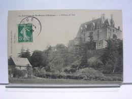 72 - ENVIRONS DE ST DENIS D'ORQUES - CHATEAU DE VIRE - France
