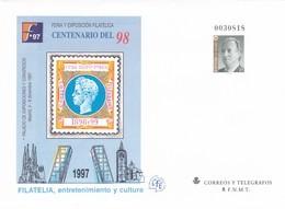 España Sobre Entero Postal Nº 43 - Enteros Postales