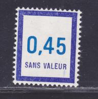 FRANCE FICTIF N° F209 ** MNH Neuf Sans Charnière, TB - Phantomausgaben