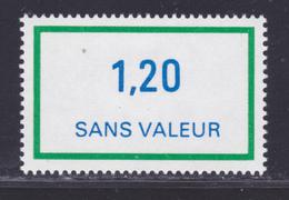 FRANCE FICTIF N° F235 ** MNH Neuf Sans Charnière, TB - Ficticios