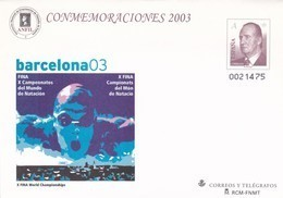 España Sobre Entero Postal Nº 87 - Enteros Postales